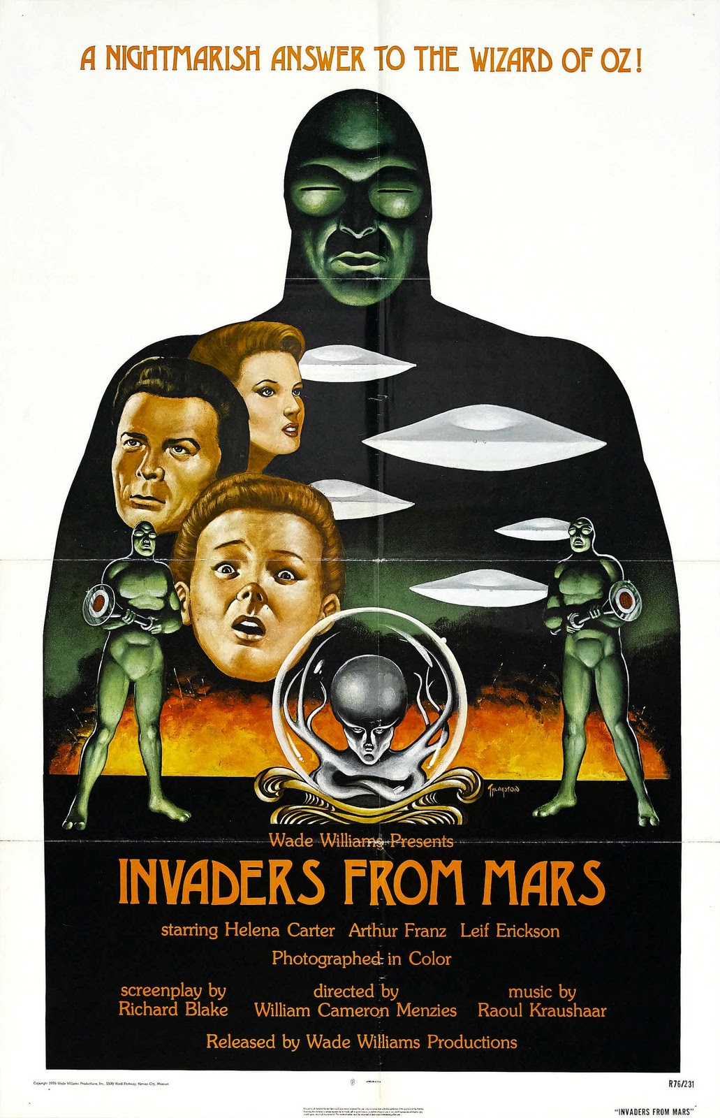 Invaders From Mars - #hos-ting