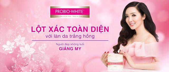 Hiệu quả của thuốc uống trắng da Probio White
