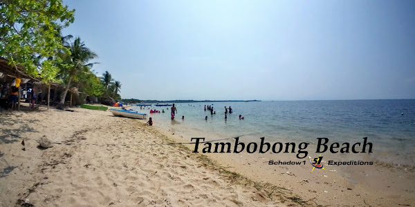 Tambobong Beach - Schadow1 Expeditions