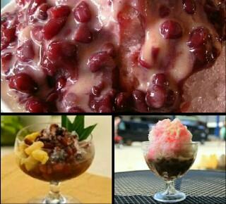 Resep cara membuat es kacang merah