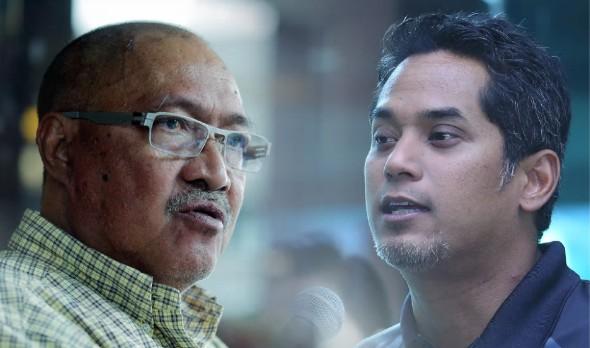 Bekas Pemain Patut Berehat Di 'Muzium', Khairy Sindir Jamal Nasir