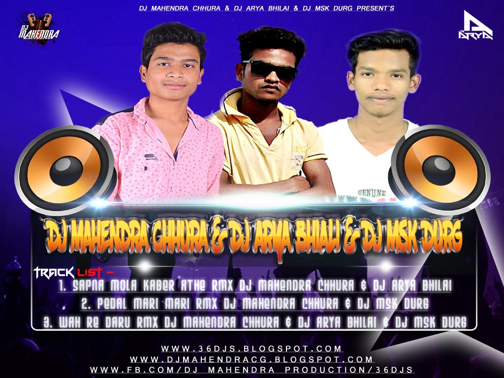 Cg Special 2K17 Vol 3_DJ MSK_DJ ARYA_DJ MAHENDRA - MSK DJ