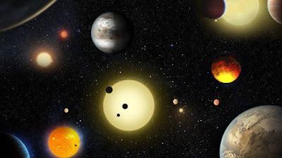 Exoplanetas parecidos a la Tierra