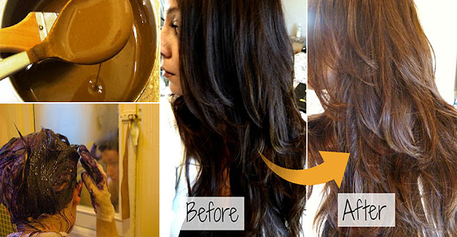 How To Dye Brown Color Hair Easily With Simple Ways!