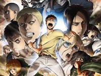 'Shingeki No Kyojin Season 2' Tayang Selama 12 Episode