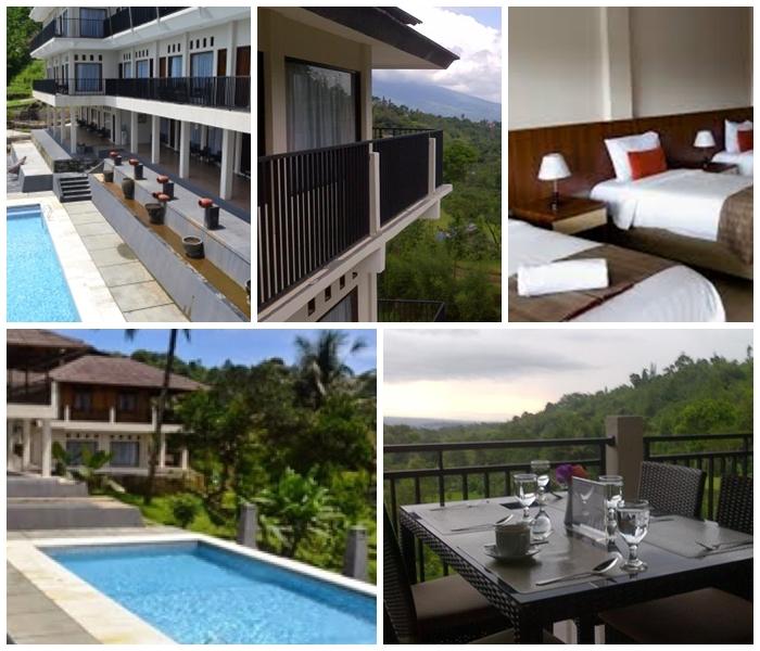Tempat Outbound Santa Monica Hotel Bogor