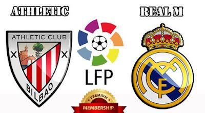 مباراة ريال مدريد واتلتيك بلباو -انتهت المباراة بفوز ريال مدريد بنتيجة 2-1