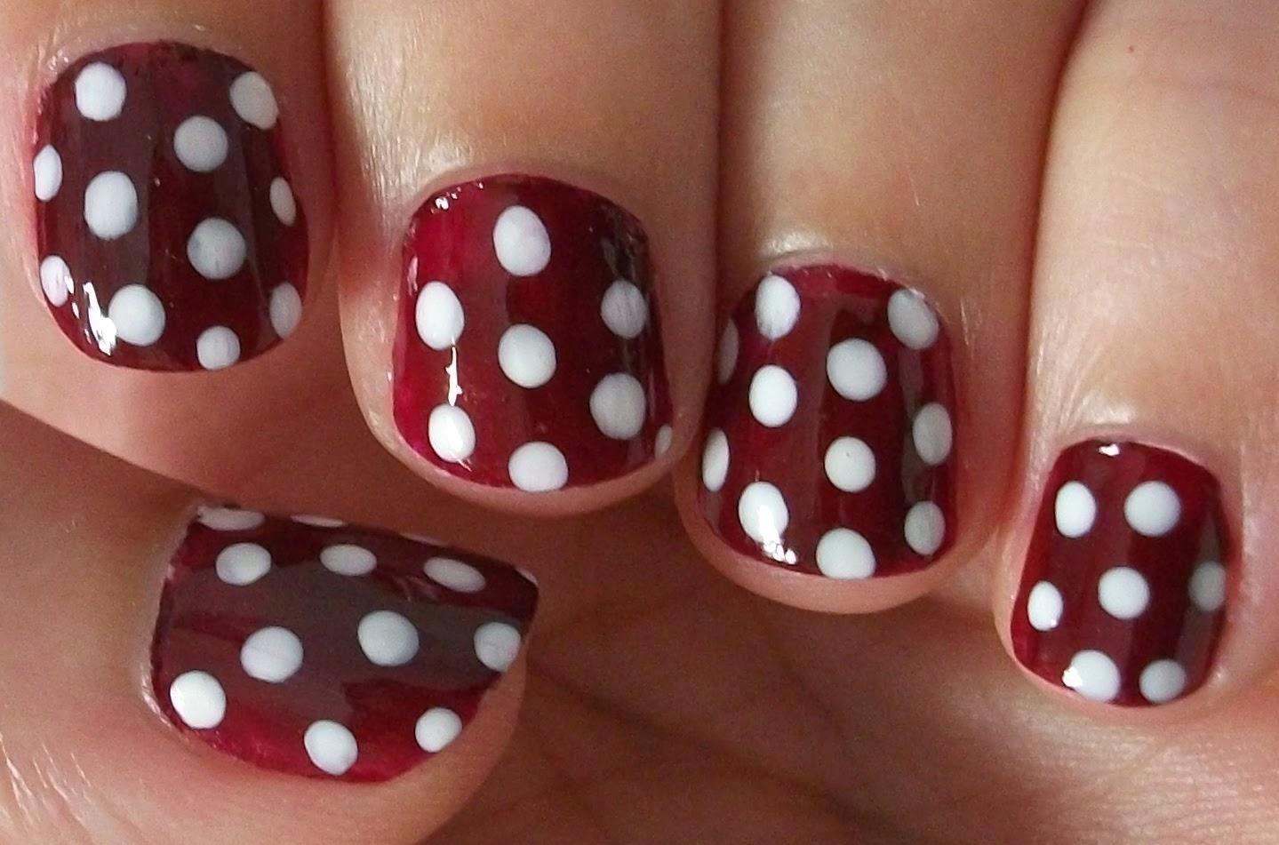 Imagenes lindas de uñas decoradas bien, lindos diseños modernos de uñas