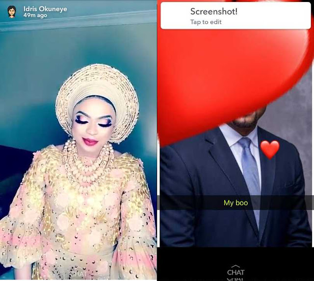 Bobrisky Ready For His Marriage Introduction, Shows Off His Boo (Photos)