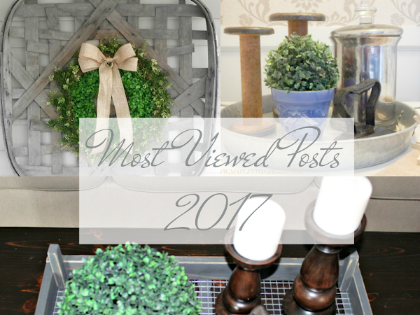 Most Viewed Posts of 2017