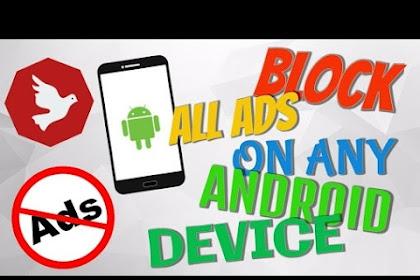 Cara Menghilangkan Iklan pada HP Android 100% Berhasil (No Root)