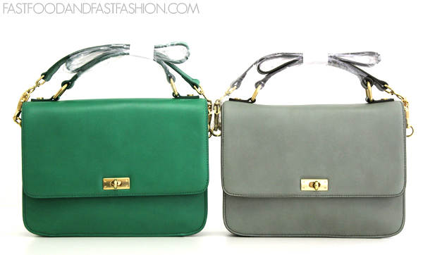Bag Baby   J. Crew Edie Purse in Oasis Green   Sagebrush - Elle Blogs 0aa5179fa51a8