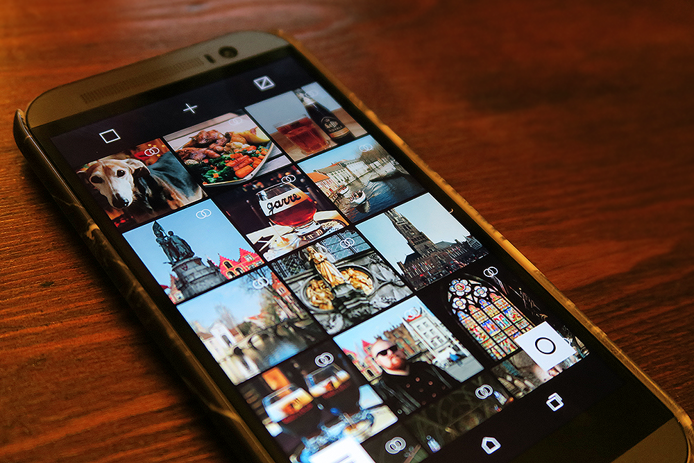 How to edit photos for Instagram