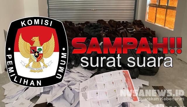Korsa: Kinerja KPU Untuk Pemilu 2019 Terburuk Dalam Sejarah