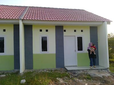 Desain 3D Rumah Minimalis Type 21 Dengan Tampilan Modern 7