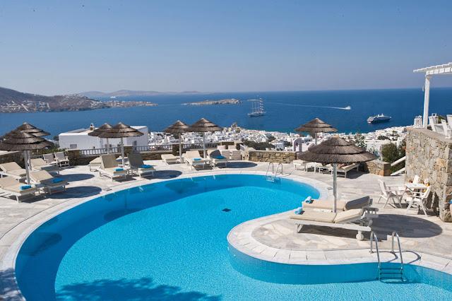 Hermes Mykonos Hotel, Mykonos
