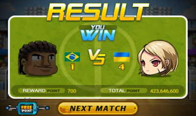 Download Head Soccer v5.3.14 Mod Apk Terbaru Unlimited Money