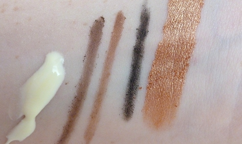 an image of love me beauty july content swatched