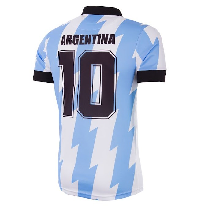 PEARL JAM lanzó su linea de camisetas del mundial.