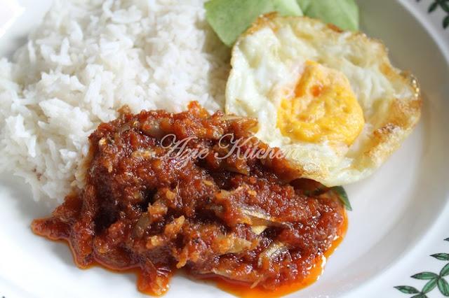 Rahsia Menyediakan Nasi Lemak Sedap Azie Kitchen