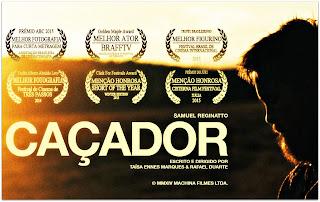 Caçador (2014) - Prêmios do Filme
