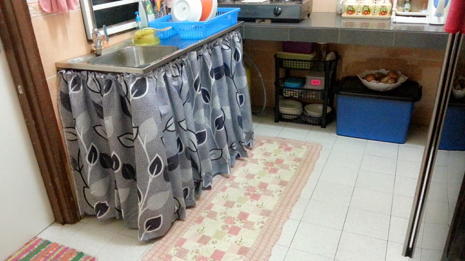 Renovation Aka Perbesn Dapur