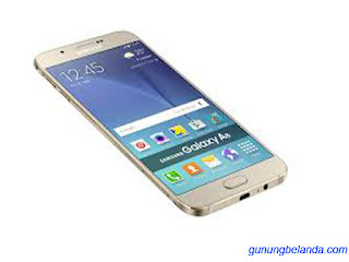 Cara Flashing Samsung Galaxy A8 SM-A800F Via Odin