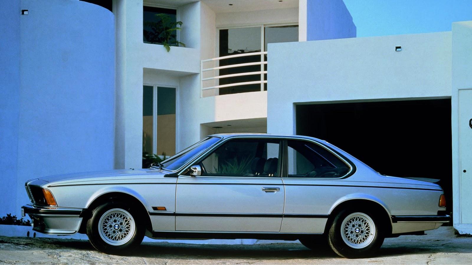 1984-1986 BMW 635 CSi