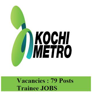 Kochi Metro Rail Limited, KMRL, Kerala, Trainee, Graduate Trainee, ITI, Diploma, Metro Rail, freejobalert, Sarkari Naukri, Latest Jobs, kmrl logo