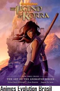 Download Avatar – A Lenda de Korra Livro 1 AR  Dublado Torrent