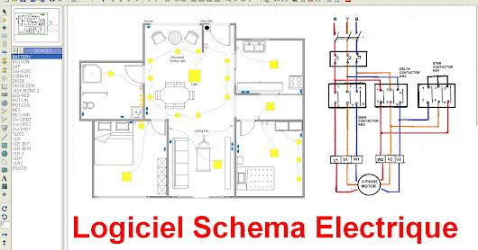 Superieur Logiciel Plan Electrique Maison Gratuit Avie Home