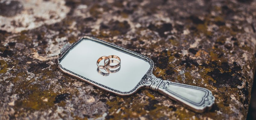 Historia Alianzas de Oro Rosa para el matrimonio