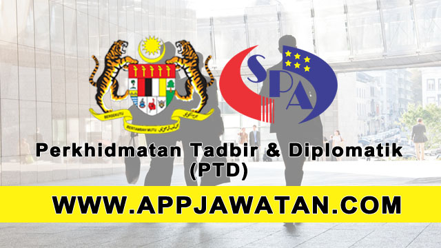 Pegawai Perkhidmatan Tadbir & Diplomatik (PTD)