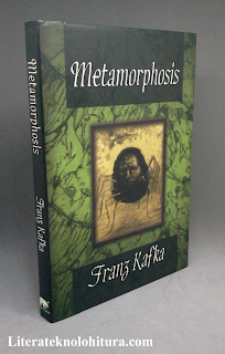 Metamorphosis by Franz Kafka Front Cover