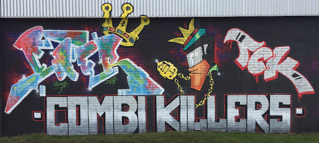 Graffiti Combi Killers