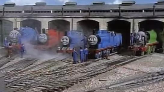 Thomas The Snark Engine: Season 1 Episode 6: Thomas & The