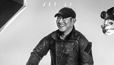 Aktor laga Jet Li