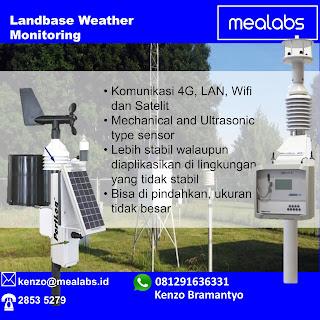 Pemantau Cuaca Ultrasonic , Pemantau Cuaca Mobile , Stasiun Pemantau Cuaca