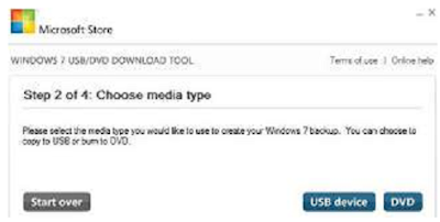 Install windows 7 dari Flashdisk step 2