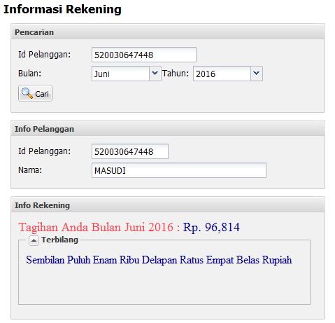 Cara Cek Tagihan Listrik PLN Pascabayar Secara Online ...