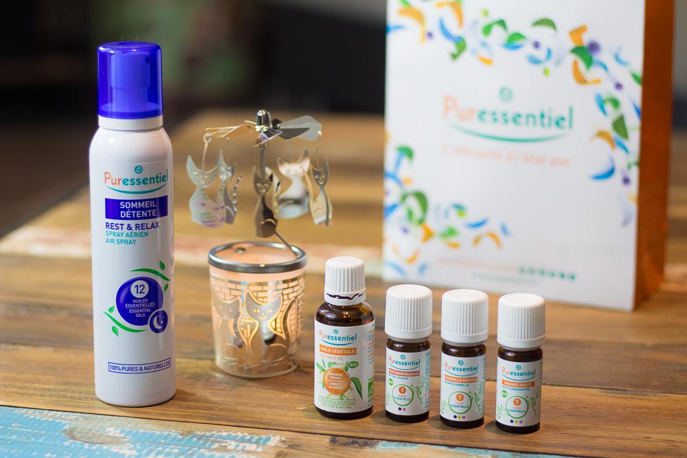 puressentiel - huile - essentielle - sommeil