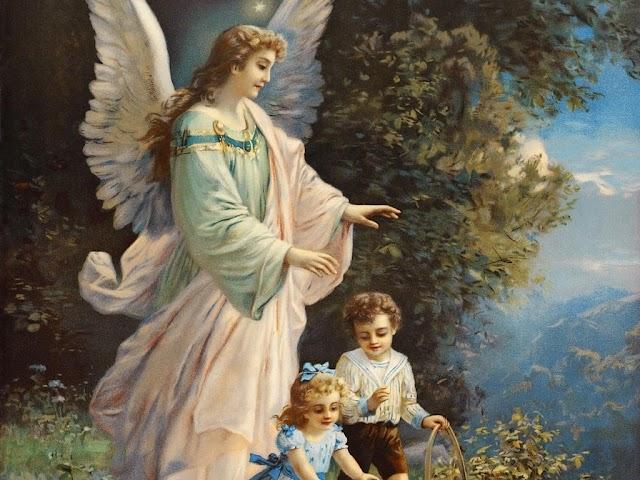 Lista com Nomes de Anjos