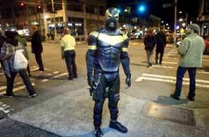 yang bisa menyelamatkan dunia dari tangan para penjahat super yaitu harapan hampir semua  5 Superhero Ini Ternyata Benar-benar Ada