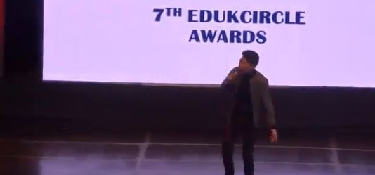 Throwback When Angel Locsin Received Her Award At The 7th EdukCircle Awards