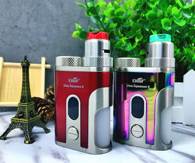 Big Promotion Lowest price to get authentic Eleaf Pico Squeeze 2 Kit
