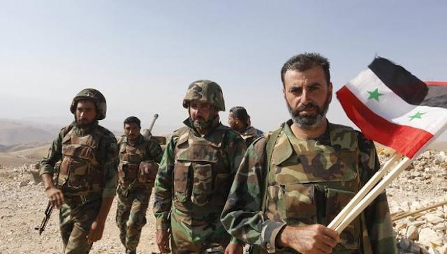 Media rezim Asad: 300 tentara hilang dan tewas di Raqqa