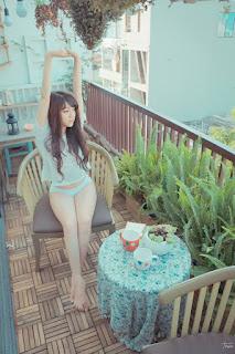 Gái xinh facebook Kiều Anh Hera
