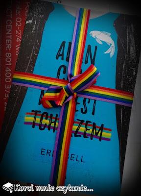 """Eric Bell """"Alan Cole nie jest tchórzem"""""""