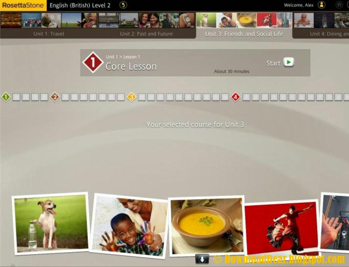 Download Rosetta Stone V3 Language Pack Full Free