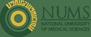 NUMS logo, NUMS